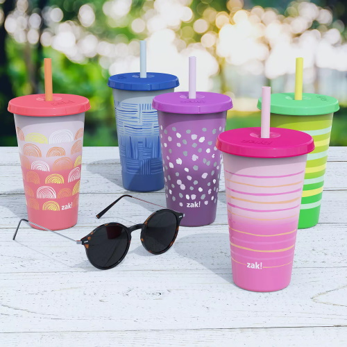 Sam's Club Is Selling Color-Changing Cold Cups Perfect For Your Summer Drinks