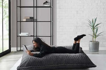 Costco Is Selling A Giant Floor Pillow That's Pretty Much Like A Human Dog Bed
