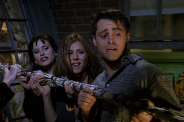 The 'Friends' Reunion Trailer Is Finally Here And It Will Definitely Make You Cry