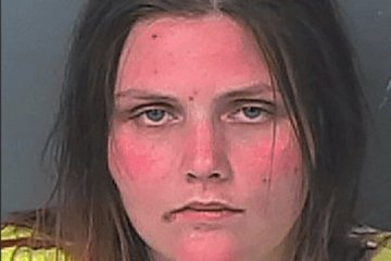 Nearly Naked Florida Woman Leads Police On High-Speed Chase In Stolen Car