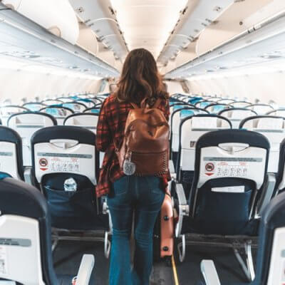 Airlines May Start Weighing Passengers Before They Board Flights