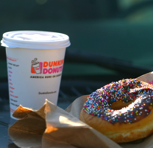 Dunkin' Donuts Customer Throws Coffee At Teen Employee's Head Over Lack Of Whipped Cream