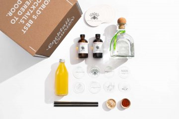 Patrón Has Margarita Kits You Can Get Shipped Right To Your Door