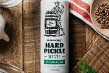 Dill Pickle Hard Seltzer Is Coming Out Just In Time For Summer