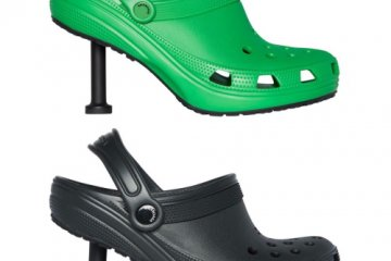 Balenciaga And Crocs Teamed Up To Make The Ugliest But Most Comfortable Stiletto In Heel History