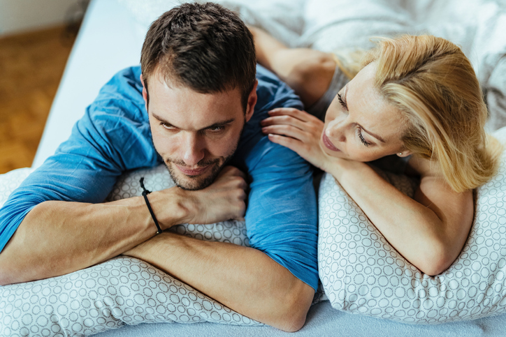 Am I Annoying Him? 9 Signs You're Getting On His Nerves
