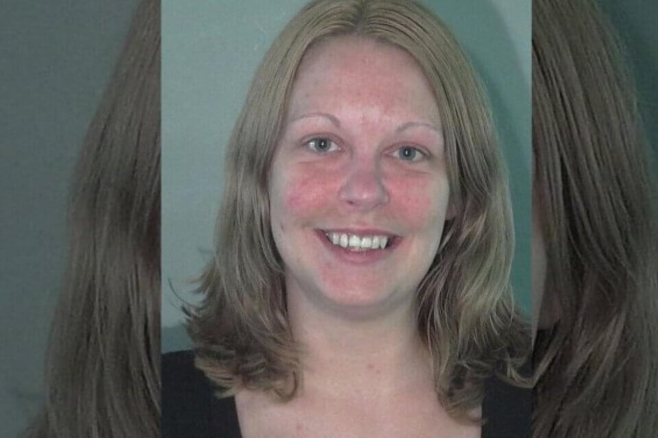 Woman Blames Car Crash On Her Dog And Orders Police To Arrest Him