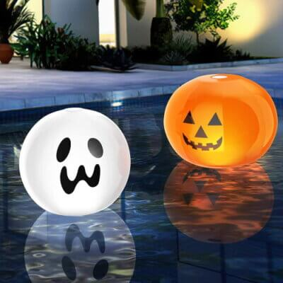 These Color-Changing Halloween Lights Will Bring A Little Spookiness To Your Home