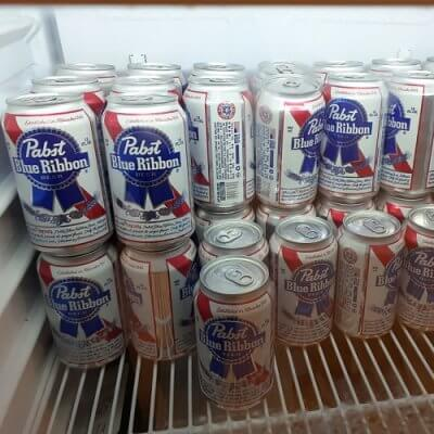 Pabst Blue Ribbon Just Released A 1,776 Pack Of Beer To Celebrate America