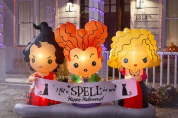Home Depot Is Selling A 'Hocus Pocus' Inflatable So You Can Bring The Sanderson Sisters Home
