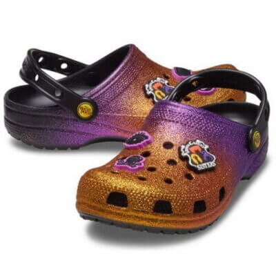 These Hocus Pocus Crocs Will Make Your Autumn Sparkly As Well As Spooky