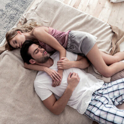 What Your Favorite Cuddling Position Reveals About Your Relationship