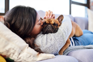 Losing A Dog Can Be Even Harder Than Losing A Relative Or Friend, Study Finds