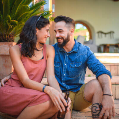Why Guys' More Laid-Back Approach To Dating Is Actually A Good Thing