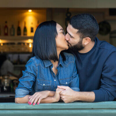 I Find Kissing Way More Intimate Than Sex — Here's Why