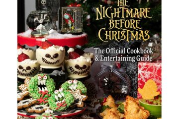 The New 'Nightmare Before Christmas' Official Cookbook Is Filled With Scarily Good Treats
