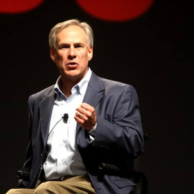 Anti-Abortion Texas Governor Claims People Have The 'Right To Choose' Whether Or Not To Get Covid Vaccine
