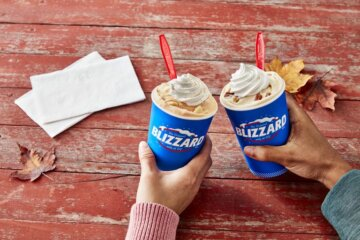 Dairy Queen Has A Pecan Pie Blizzard Just In Time For Fall