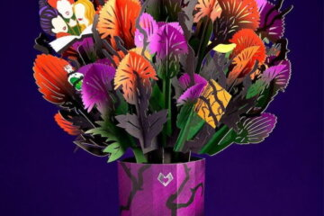 This 'Hocus Pocus' Pop-Up Bouquet Will Bewitch You This Halloween And All Year 'Round