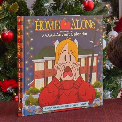 This 'Home Alone' Advent Calendar Full Of Memories From Everyone's Favorite Christmas Movie