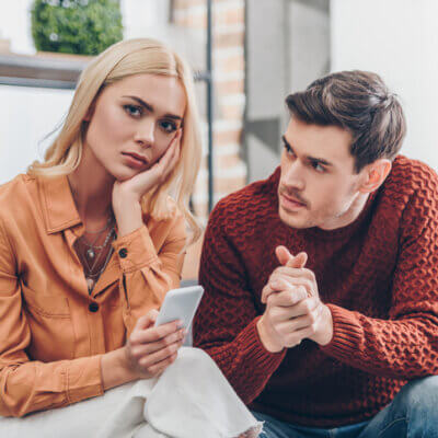Why Your Ex Comes Back Just When You're Happy To Let Him Go