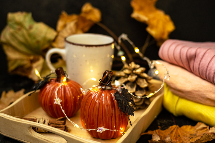 Pumpkin Snack Boards Are The Perfectly Spooky Way To Celebrate Autumn