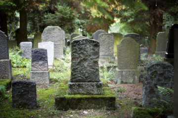 Gravestone Missing For 150 Years Was Being Used As A Marble Fudge-Making Slab