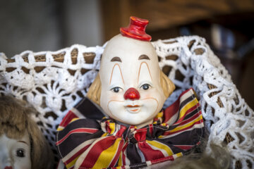 This Haunted, Clown-Themed Motel Is The Stuff Of Nightmares