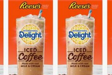 International Delight Is Releasing Reese's Iced Coffee That's Ready To Drink Right From The Carton