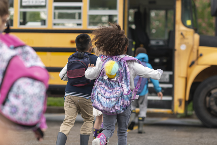 Furious Mom Confronts School Bus Driver Who Makes Her Kids Cry Every Day