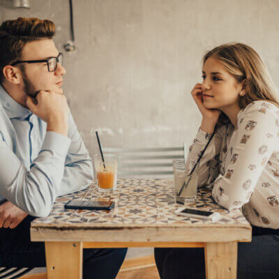 Why Won't He Talk To Me? How To Get A Man To Open Up To You